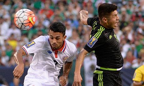 Copa Ouro 2015 : México Costa Rica