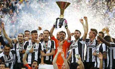championnat d'Italie 2015-2016 : Juventus - Sampdoria