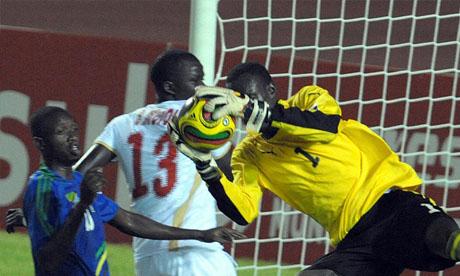 Afrikanische Nationenmeisterschaft 2009 : Senegal - Sambia