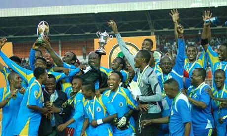Afrikanische Nationenmeisterschaft 2009 : Ghana - DR Kong