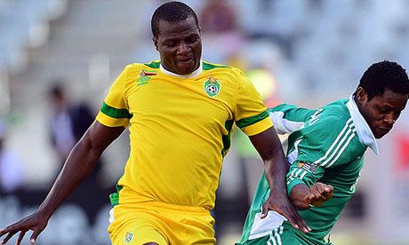 Campionato delle Nazioni Africane 2014 : Zimbabwe - Nigeria