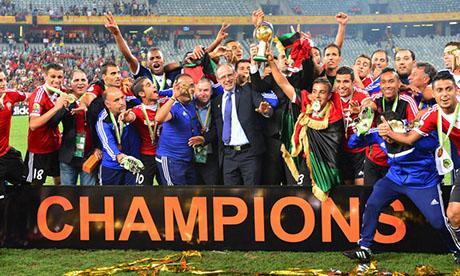 Campionato delle Nazioni Africane 2014 : Libia - Ghana