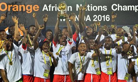 Afrikanische Nationenmeisterschaft 2016 : DR Kong - Mali
