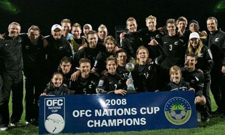 Coppa d'Oceania 2008 : Nuova Zelanda - Figi
