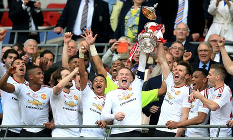 FA Cup : Crystal Palace - Manchester United