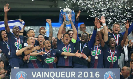 Coupe de France 2015-2016 : Marseille - PSG