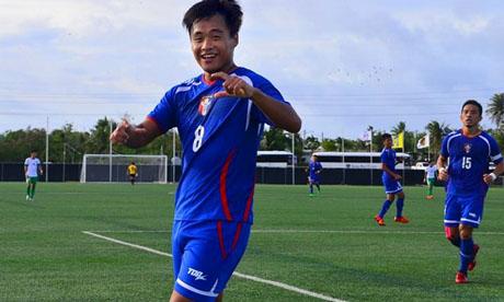 EAFF East Asian Cup 2017 : Taiwan Macau