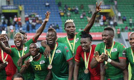 Africa Cup of Nations 2017 : Burkina Faso Ghana