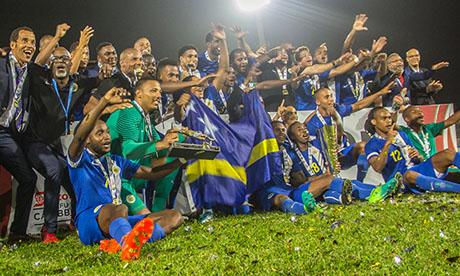 Copa del Caribe 2017 : Jamaica Curazao