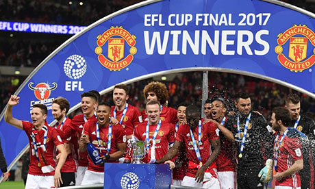 League Cup : Manchester United Southampton