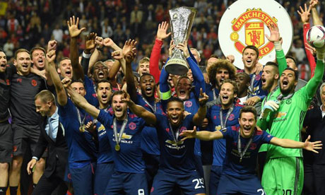 Europa League : Ajax Manchester United