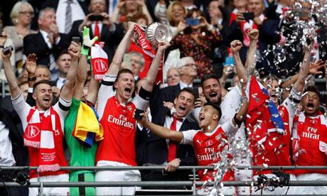 Copa da Inglaterra 2016/17 : Arsenal Chelsea