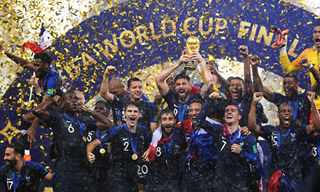 FIFA World Cup 2018 : France Croatia