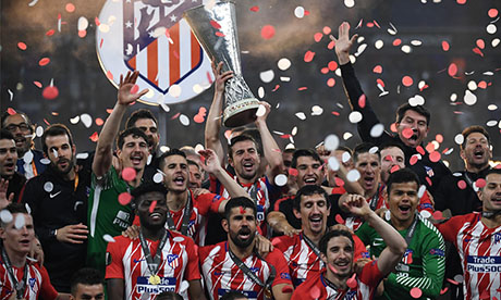 Europa League : Marsiglia Atletico Madrid