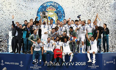 Champions League : Real Madrid Liverpool