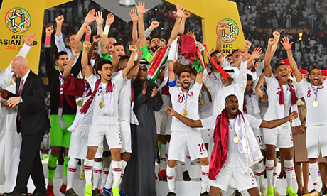 Coupe d'Asie des nations 2019 : Japon - Qatar